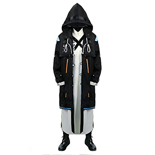 Costume Complet DR Cosplay, Veste Thermique Double Couche DR