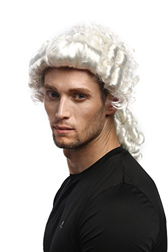 WIG ME UP - 91019-ZA62 Perruque Hommes Carnaval Halloween Ba