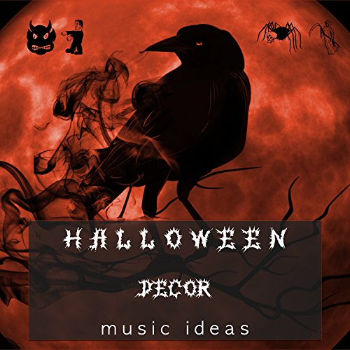 Halloween Decor - Music Ideas for a Happy Halloween Party Ni