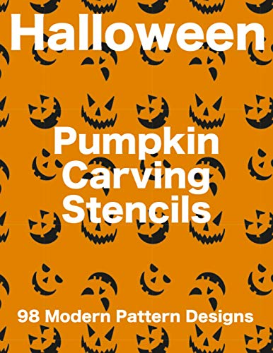 Halloween Pumpkin Carving Stencils 98 Modern Pattern Designs