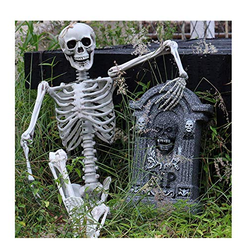 POPLY Squelette Halloween Horror Deco Halloween Decoration E